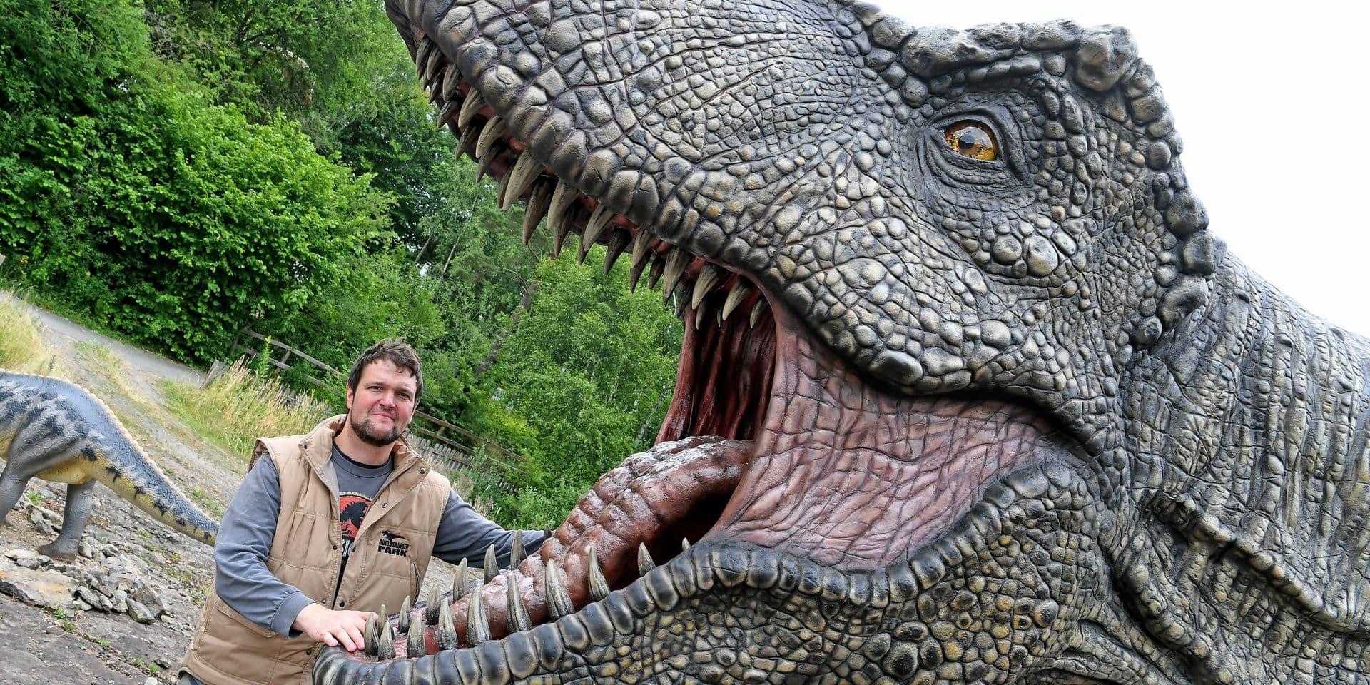 Le T-Rex ne pouvait pas tirer la langue