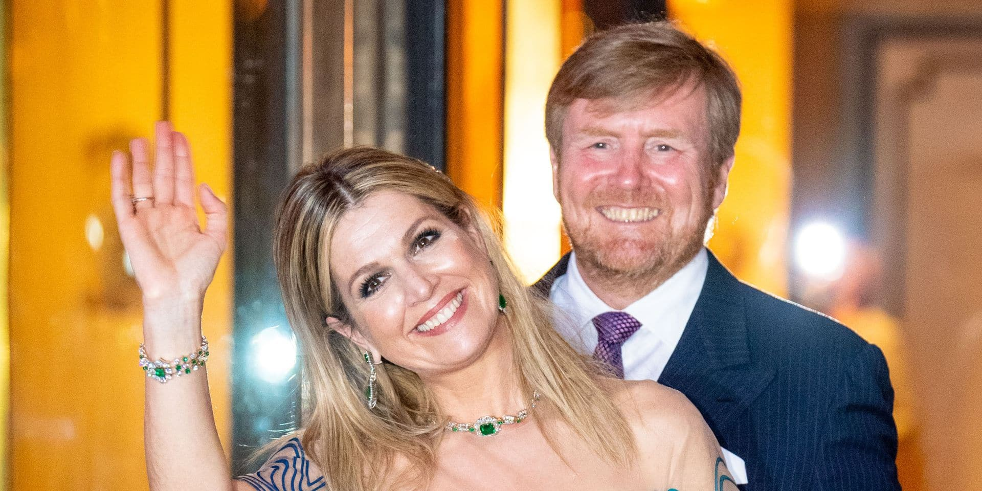 Recordings Of TV Broadcast On The Occasion Of The 50th Birthday Of Queen Maxima, Amsterdam, The Netherlands