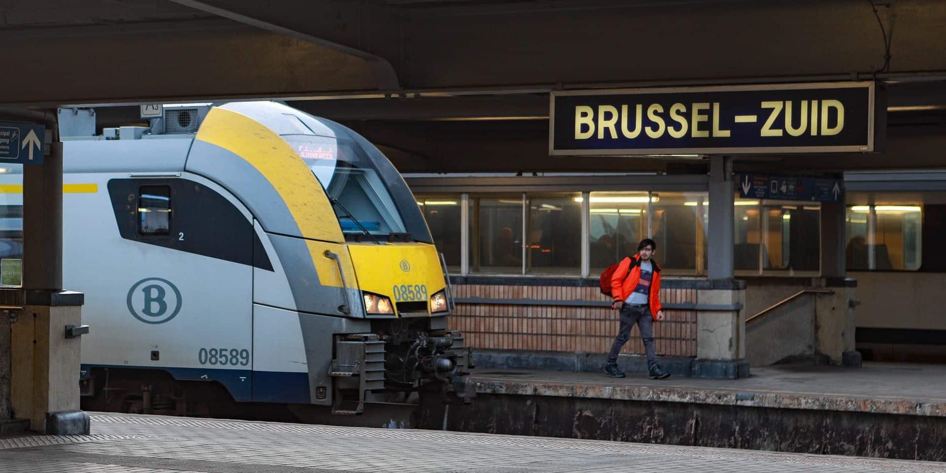 Neuf trains nationaux sur dix étaient à l'heure en septembre