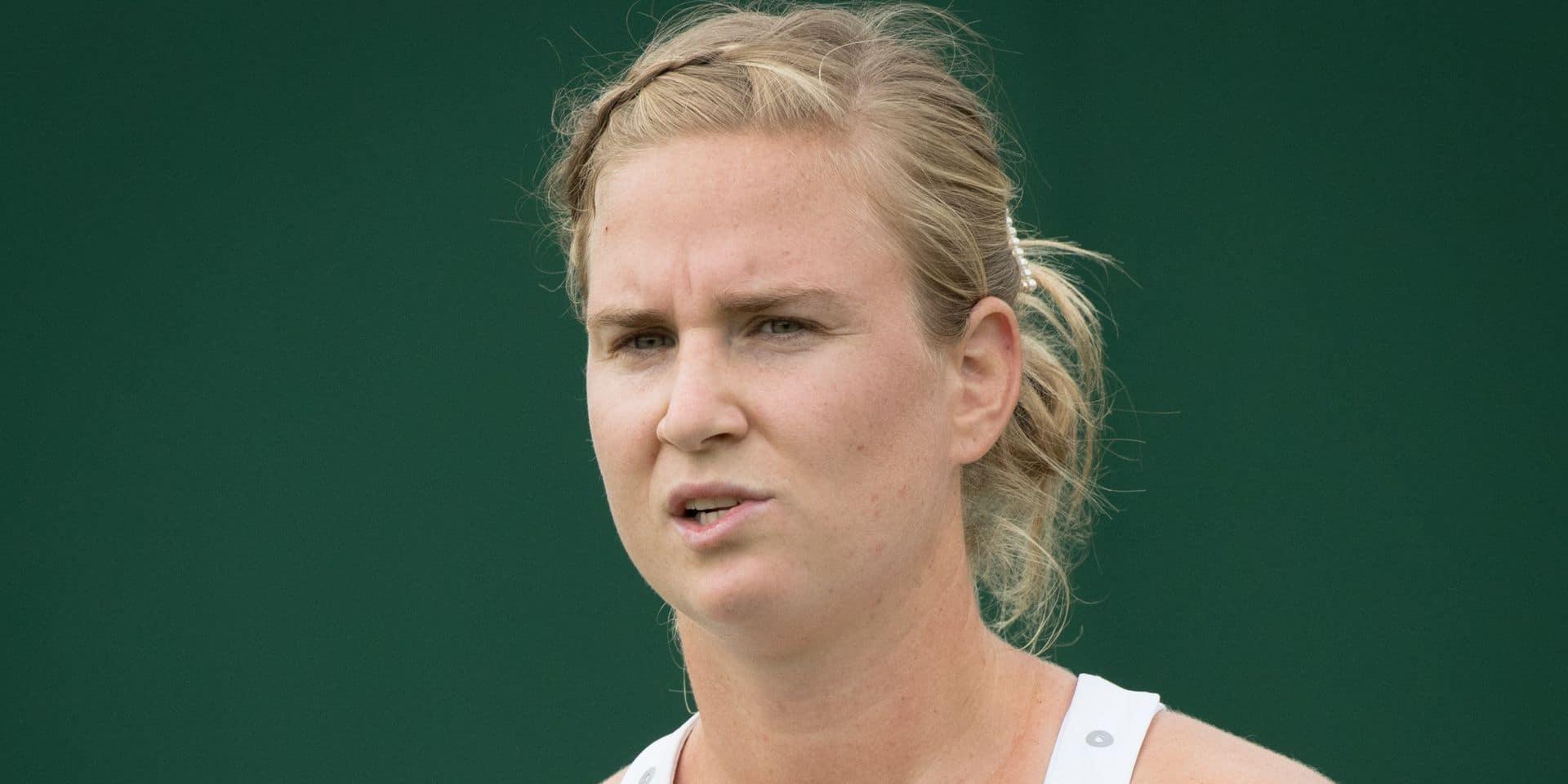 WTA Luxembourg: Ysaline Bonaventure renonce à défier Elise Mertens, qui affrontera Stefanie Vögele, Alison Van Uytvanck jète aussi l'éponge