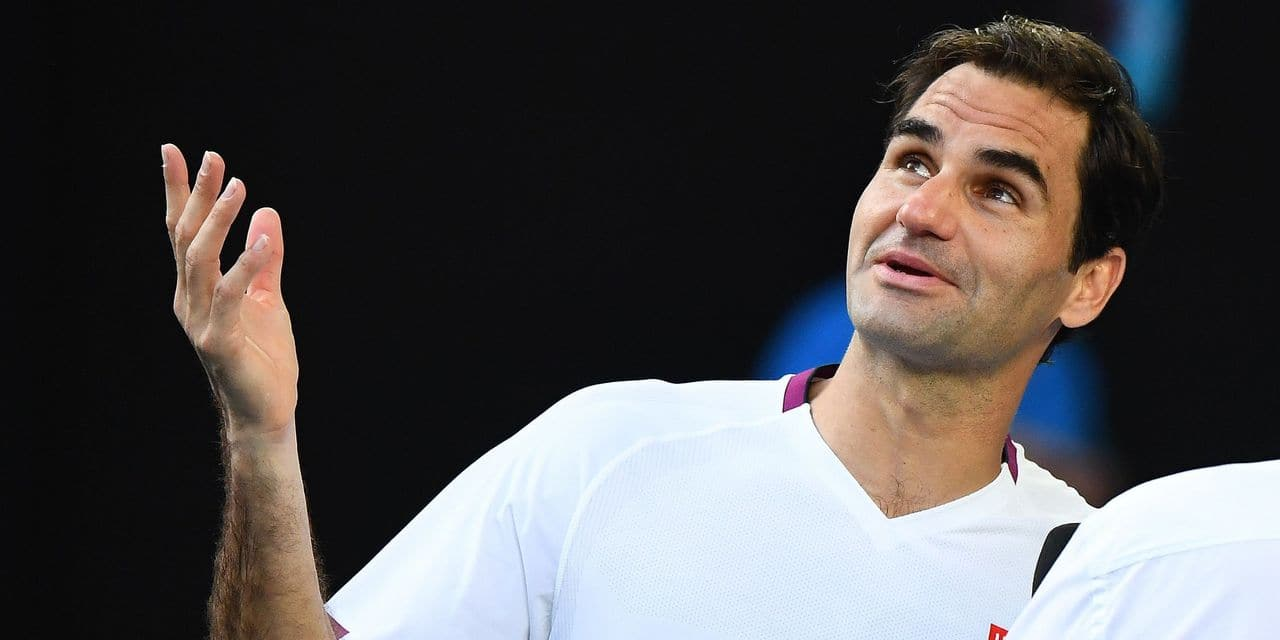 Pas de nouveau Federer à Charleroi en 2020