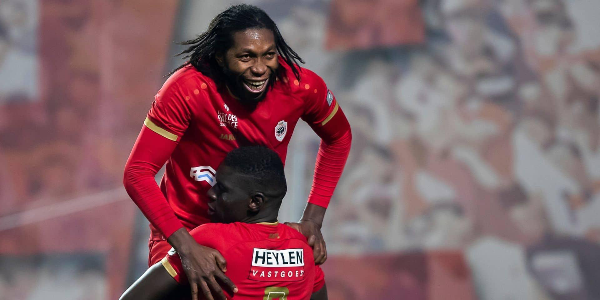 Croky Cup : l'Antwerp écarte Genk au terme d'un match fou !
