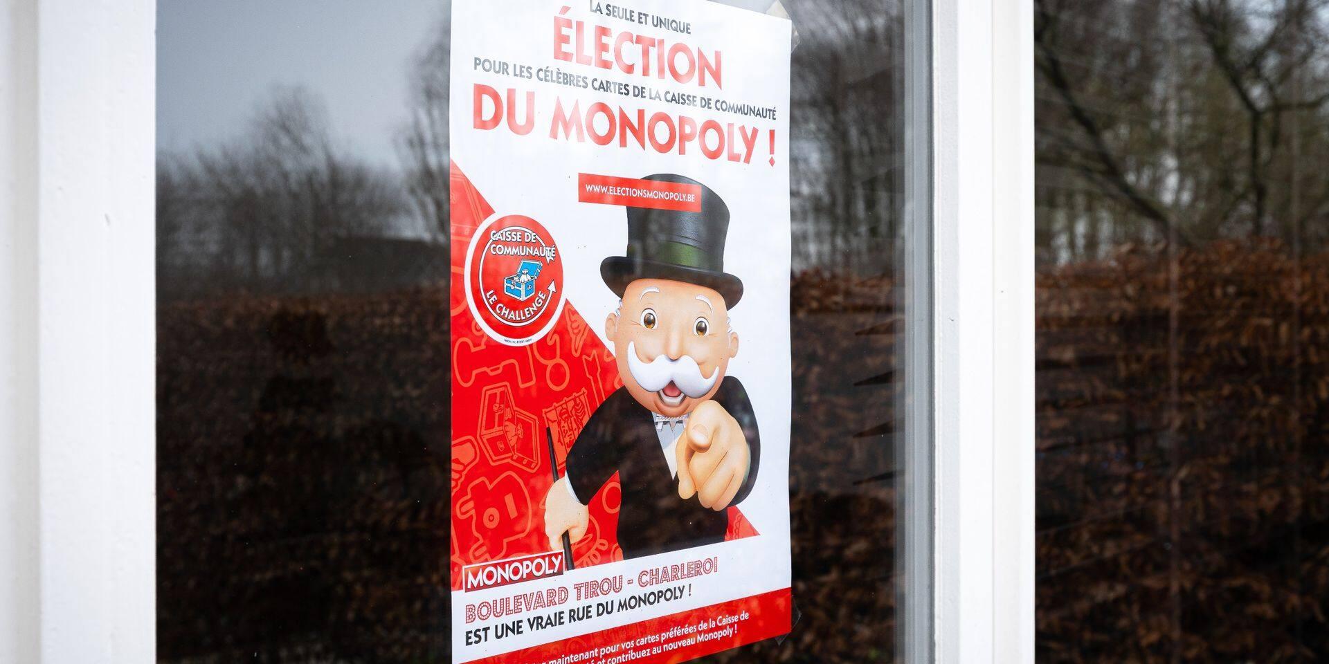 Boulevard Tirou: Hasbro aimerait votre avis pour actualiser le Monopoly