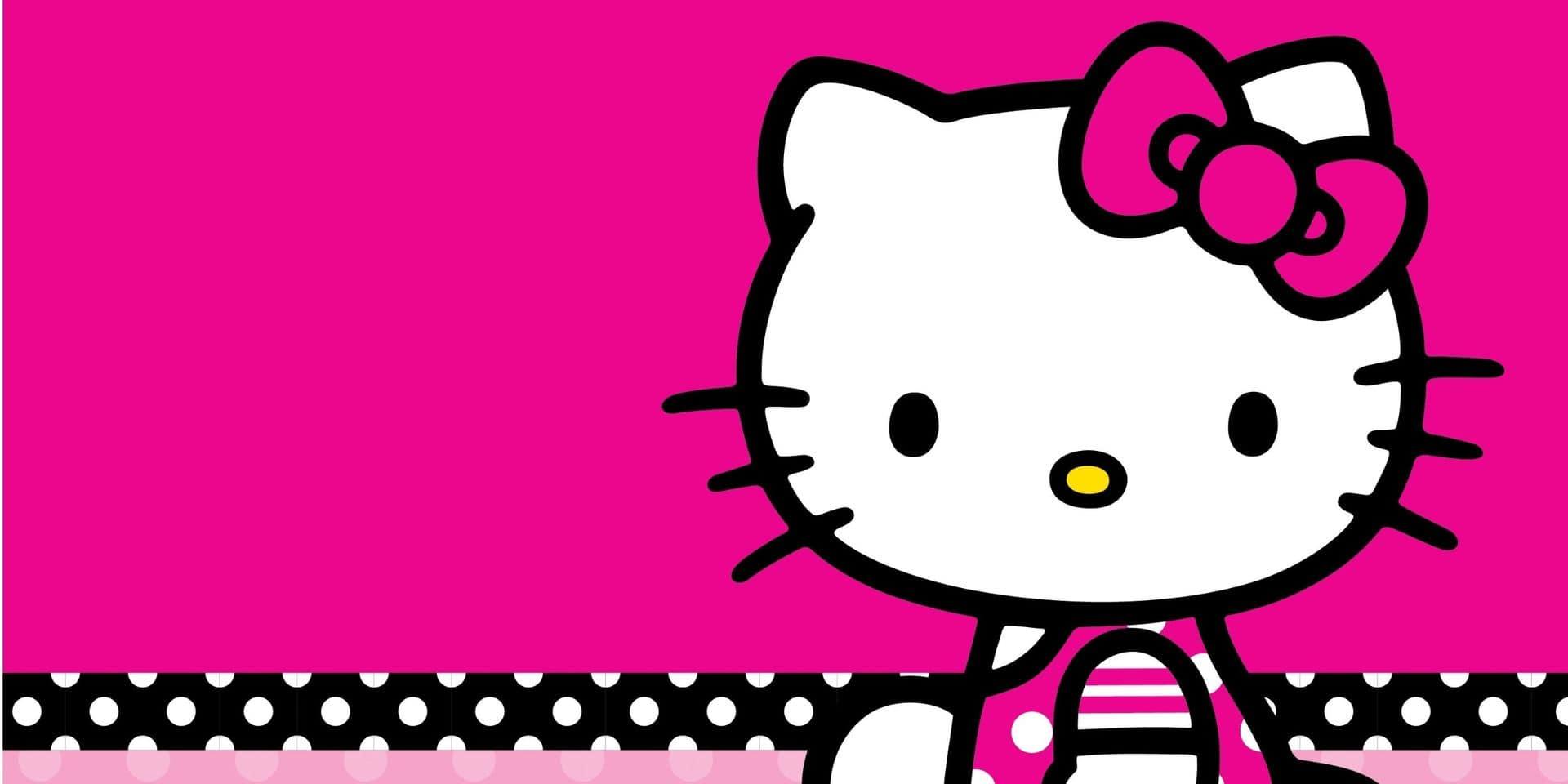 Hello Kitty va faire son cinéma