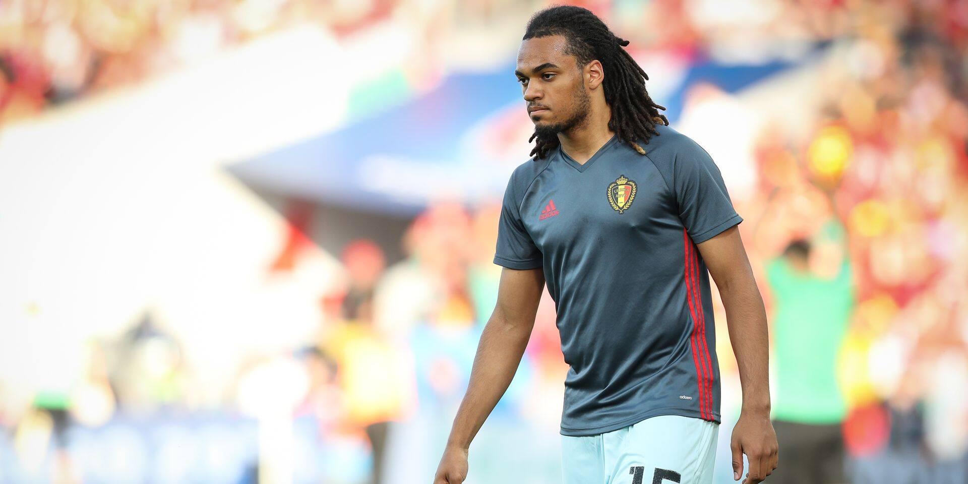 Les Belges à l'étranger: Jason Denayer s'incline avec Lyon à domicile face à Nice pour sa première titularisation