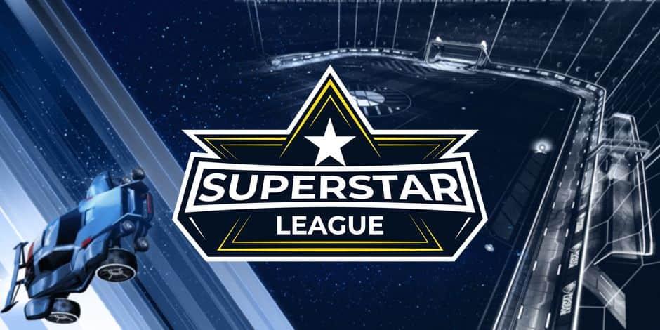 """Le Belge Ludovic """"Faykow"""" Soyez et la Team WMB terminent sur le podium de la Rising Stars Superstar League"""