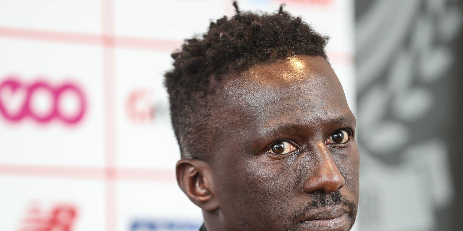 """Mbaye Leye peut compter sur son nouvel attaquant : """"Joao Klauss est apte pour jouer dimanche au Cercle"""""""