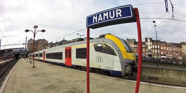 Rail: des retards de 30 minutes entre Namur et Bruxelles à cause du vol de câbles - La DH
