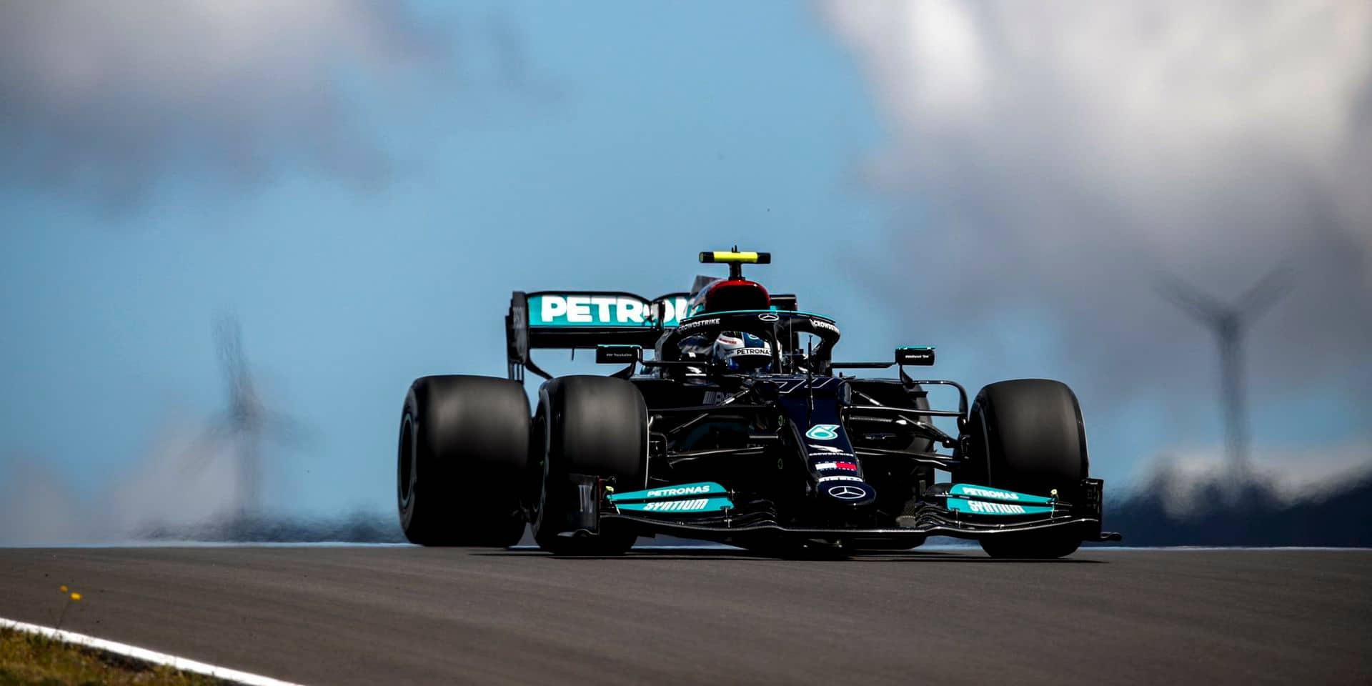 GP du Portugal (Libres 1): Bottas devant les deux Red Bull