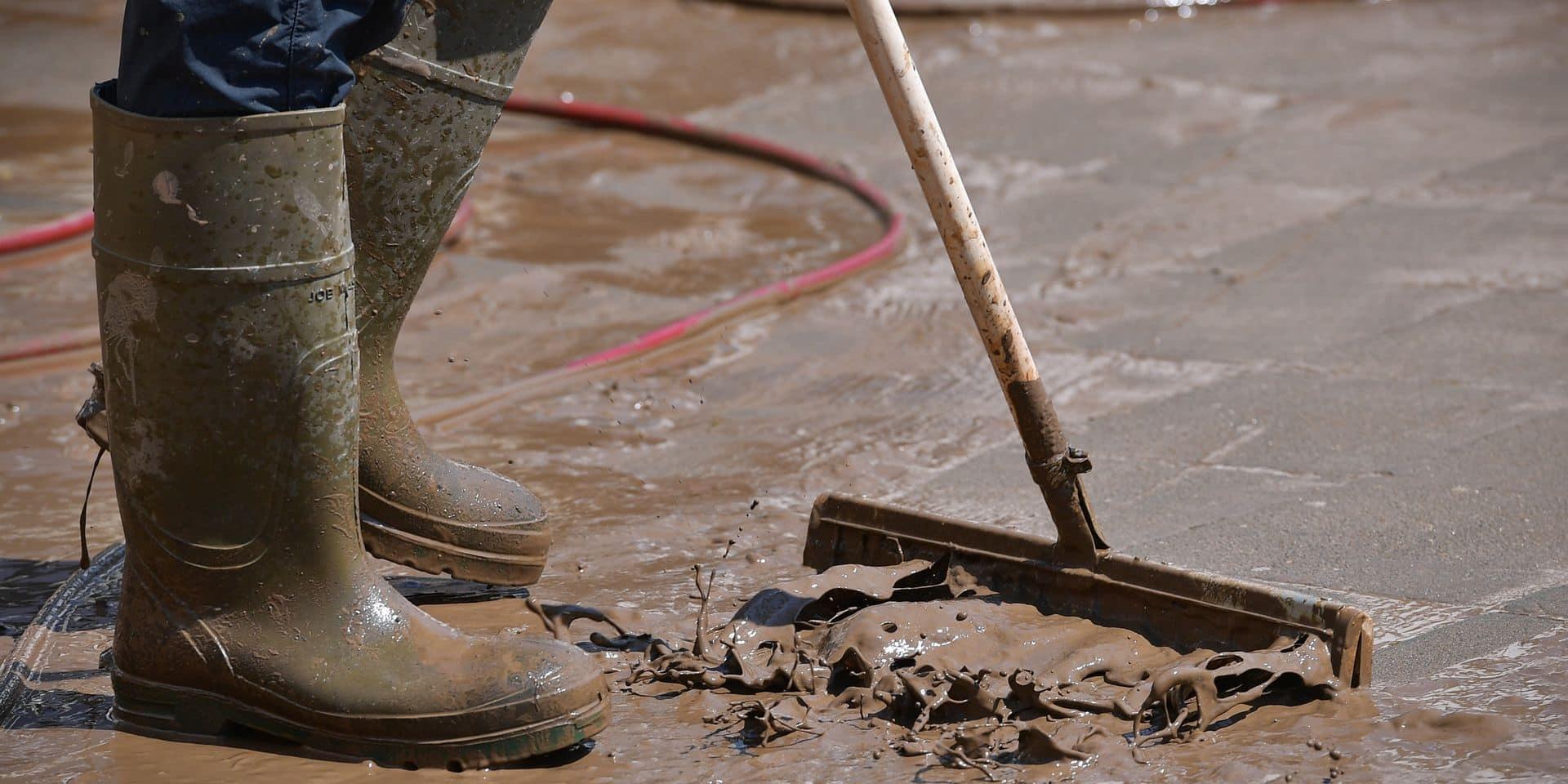 Inondations à Harmignies et Givry: Le réseau d'égouttage va également être inspecté