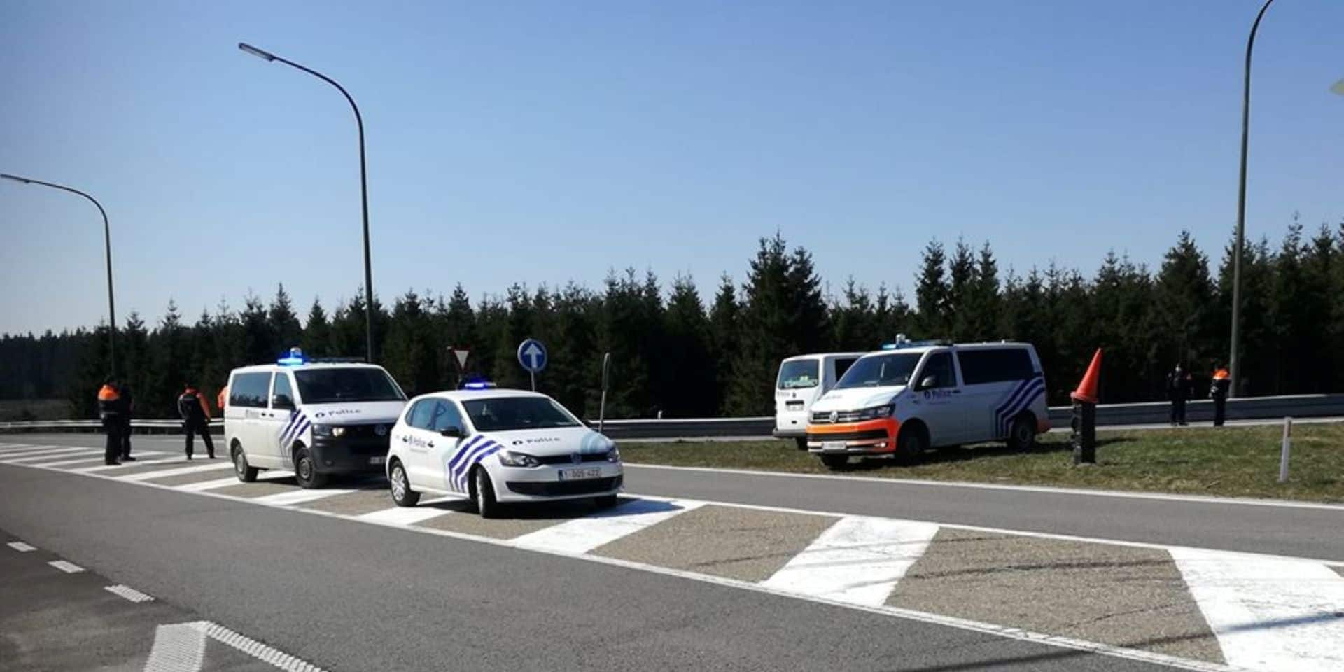 Province de Luxembourg: un récidiviste verbalisé pour non-respect du couvre-feu