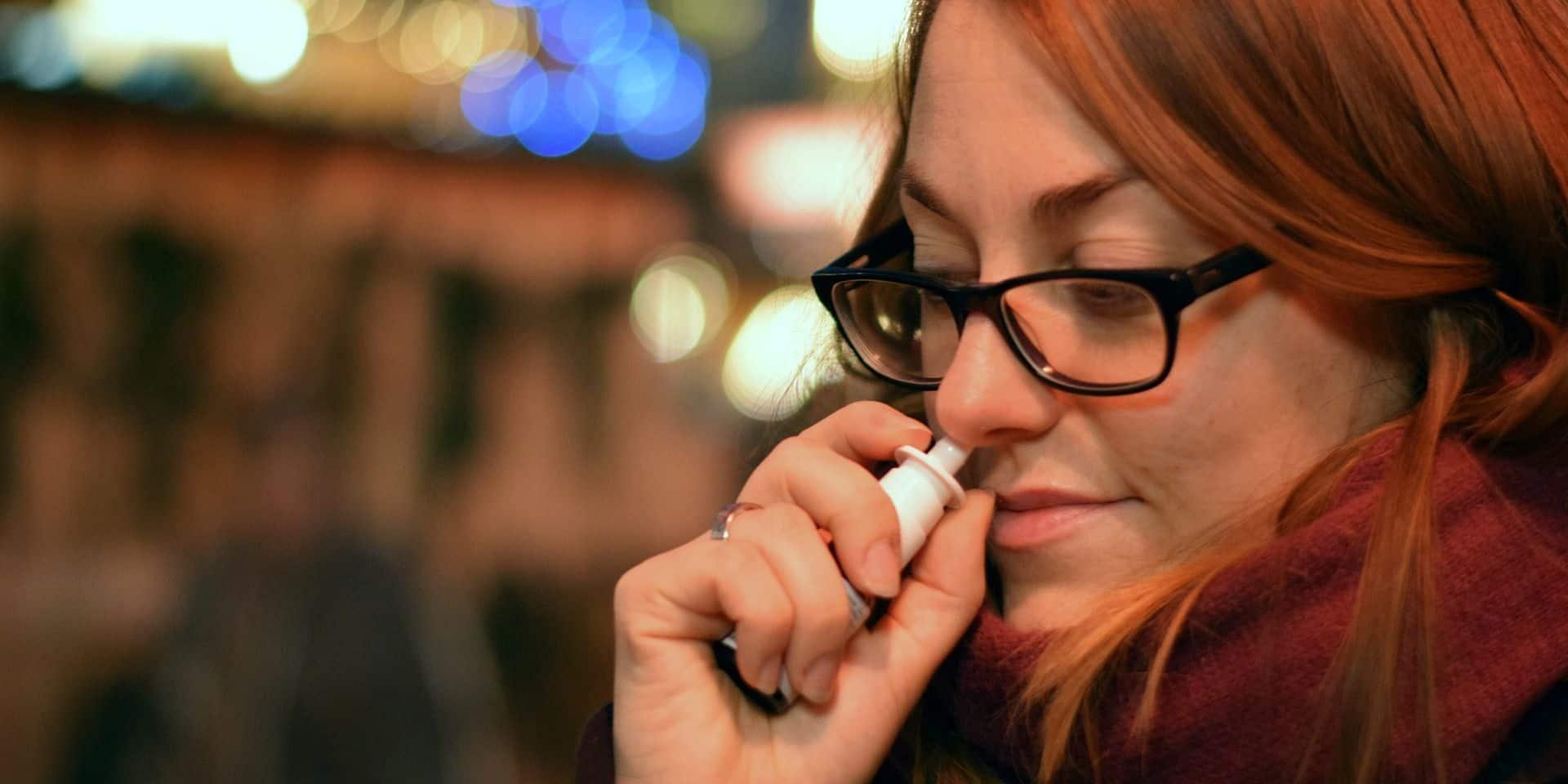 Le spray nasal, la solution contre le coronavirus ?