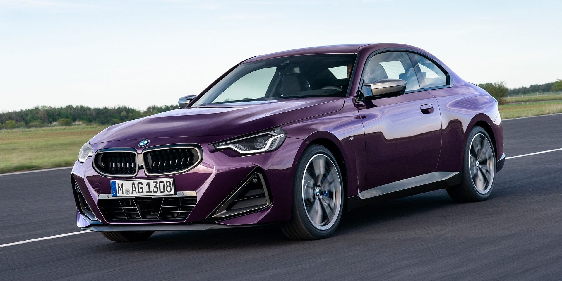La nouvelle BMW Série 2 Coupé reste fidèle à sa lignée