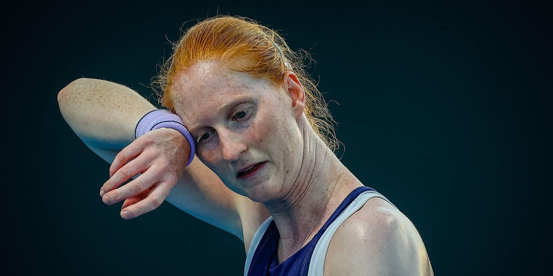Alison Van Uytvanck éliminée au premier tour des qualifications de Madrid, tout comme Minnen à Zagreb