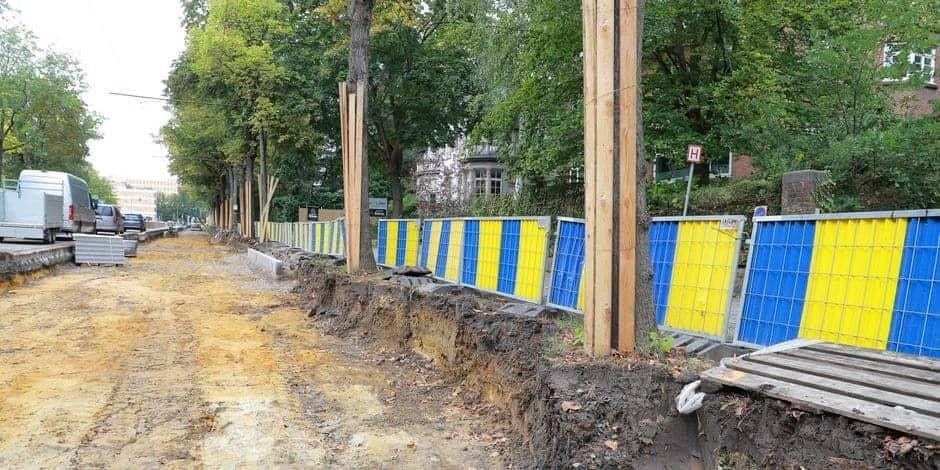 Watermael-Boitsfort : la piste cyclable de l'avenue Delleur va être rénovée