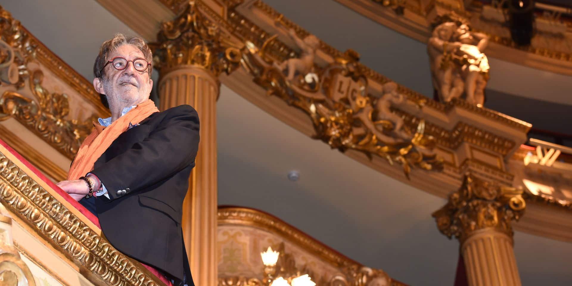 Stefano Mazzonis opera royal Wallonie Liege art culture