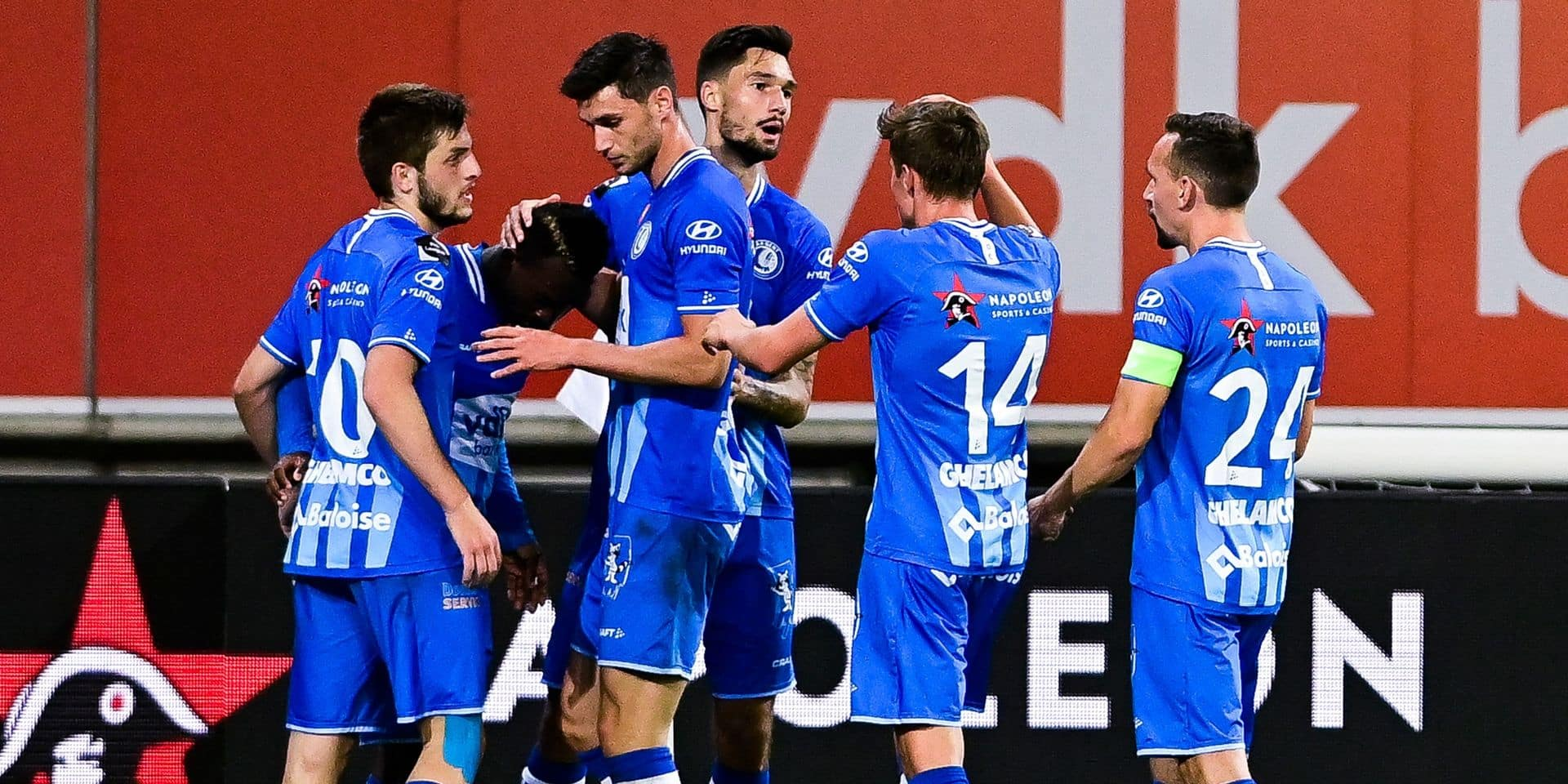 La Gantoise défiera le Rapid Vienne le 15 septembre au 3e tour préliminaire de la Champions League