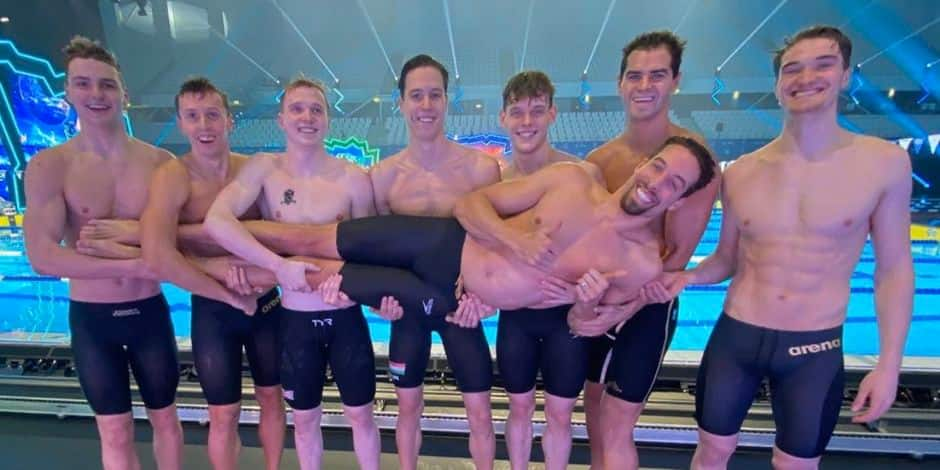 Natation : à Budapest, Pieter Timmers n'a pas manqué sa sortie !
