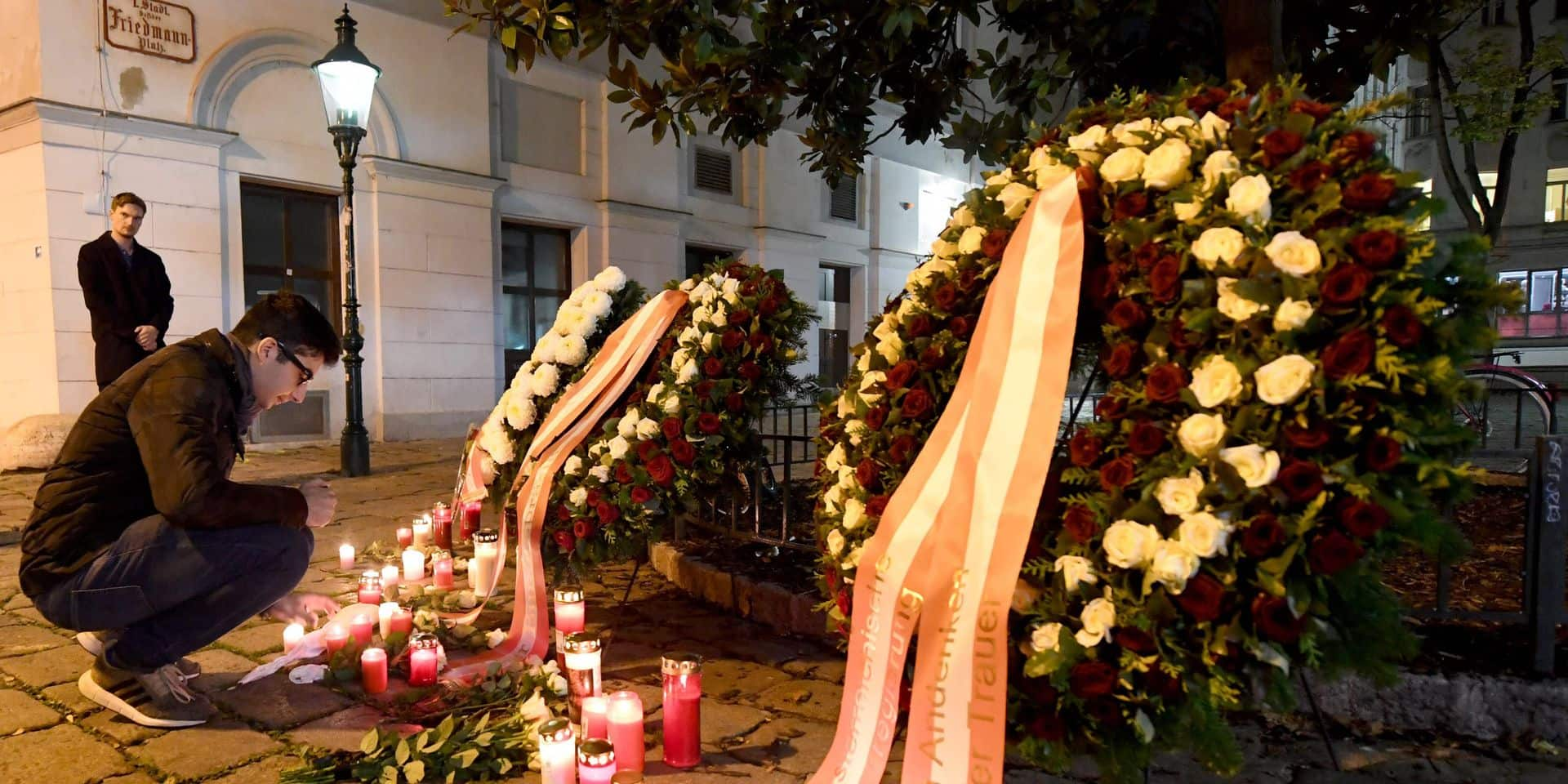 Attaques à Vienne: la Slovaquie avait averti l'Autriche de la tentative d'achat de munitions de l'assaillant