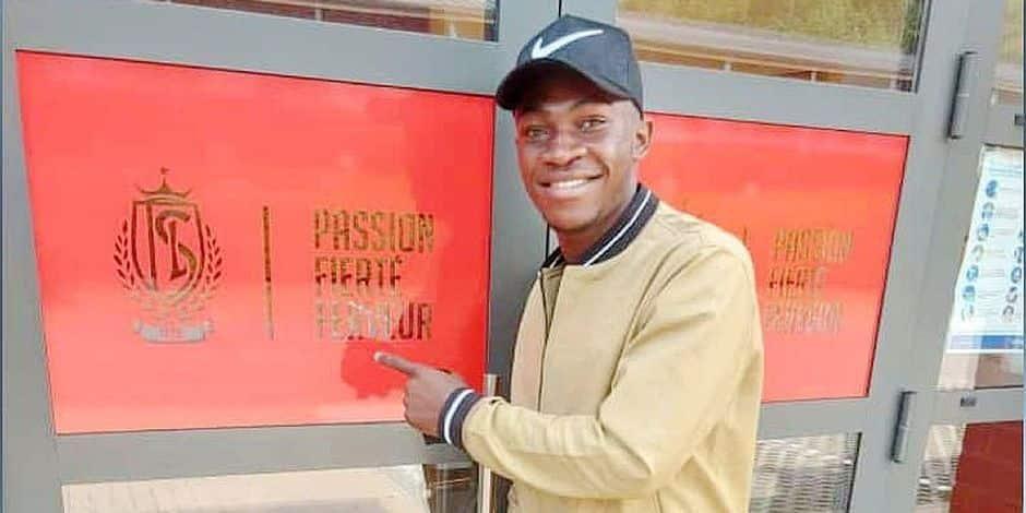 Malgré les attentes, Jackson Muleka aura besoin d'indulgence au Standard