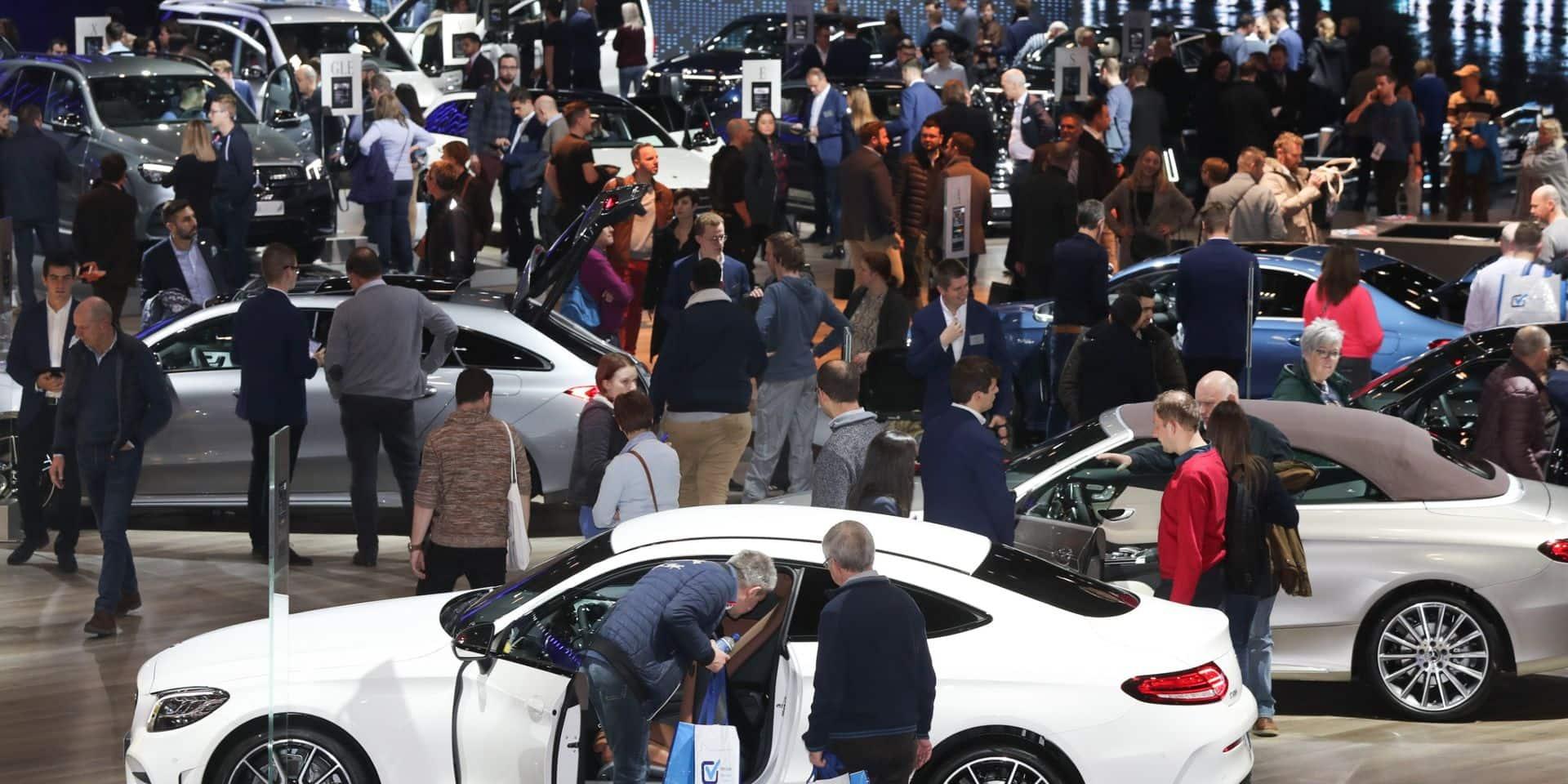 Salon de l'auto : les organisateurs ont toujours pour ambition de le faire en janvier