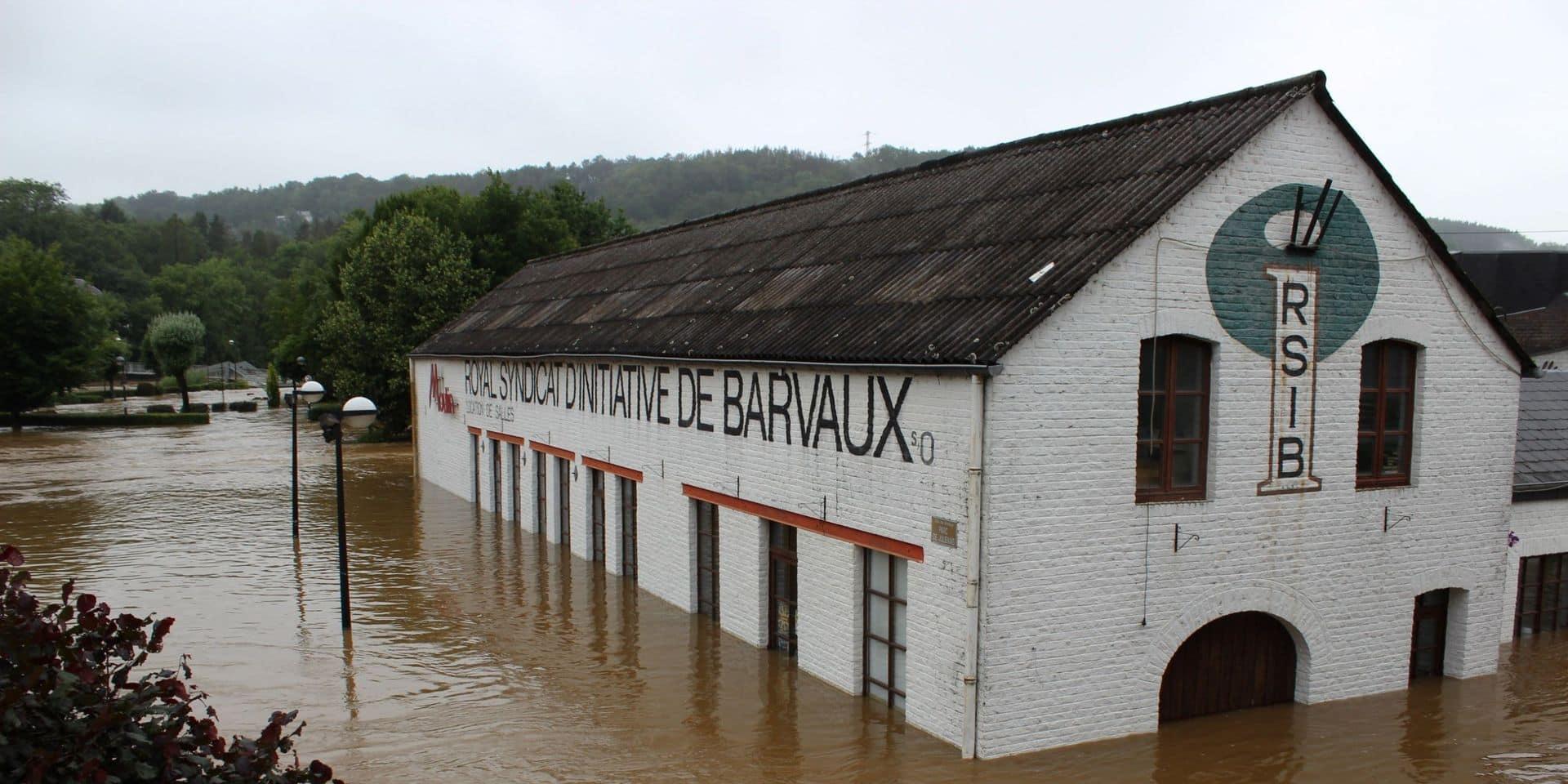 Durbuy : collecte solidaire pour les sinistrés des inondations