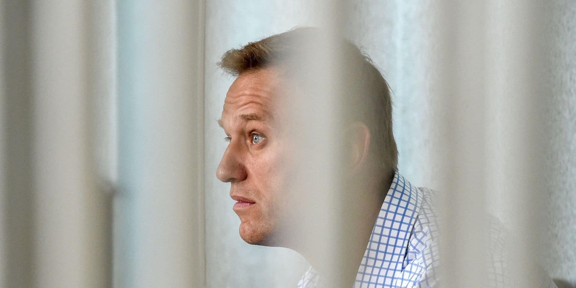 L'état de santé de Navalny revient à la normale après sa grève de la faim