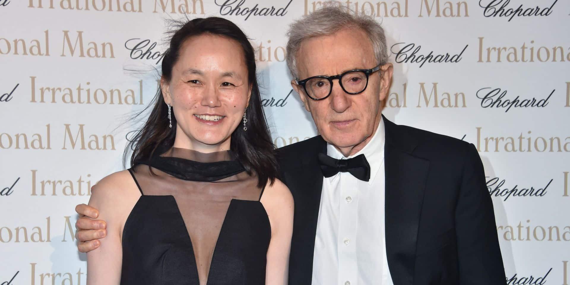 Le mariage de Woody Allen et de Soon-Yi Prévin: une histoire d'argent