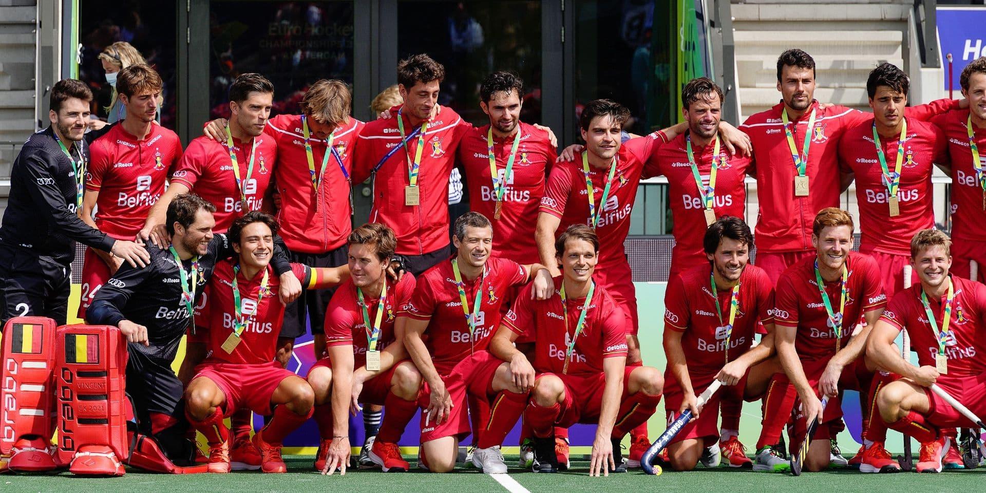 Les Red Lions se consolent avec le bronze