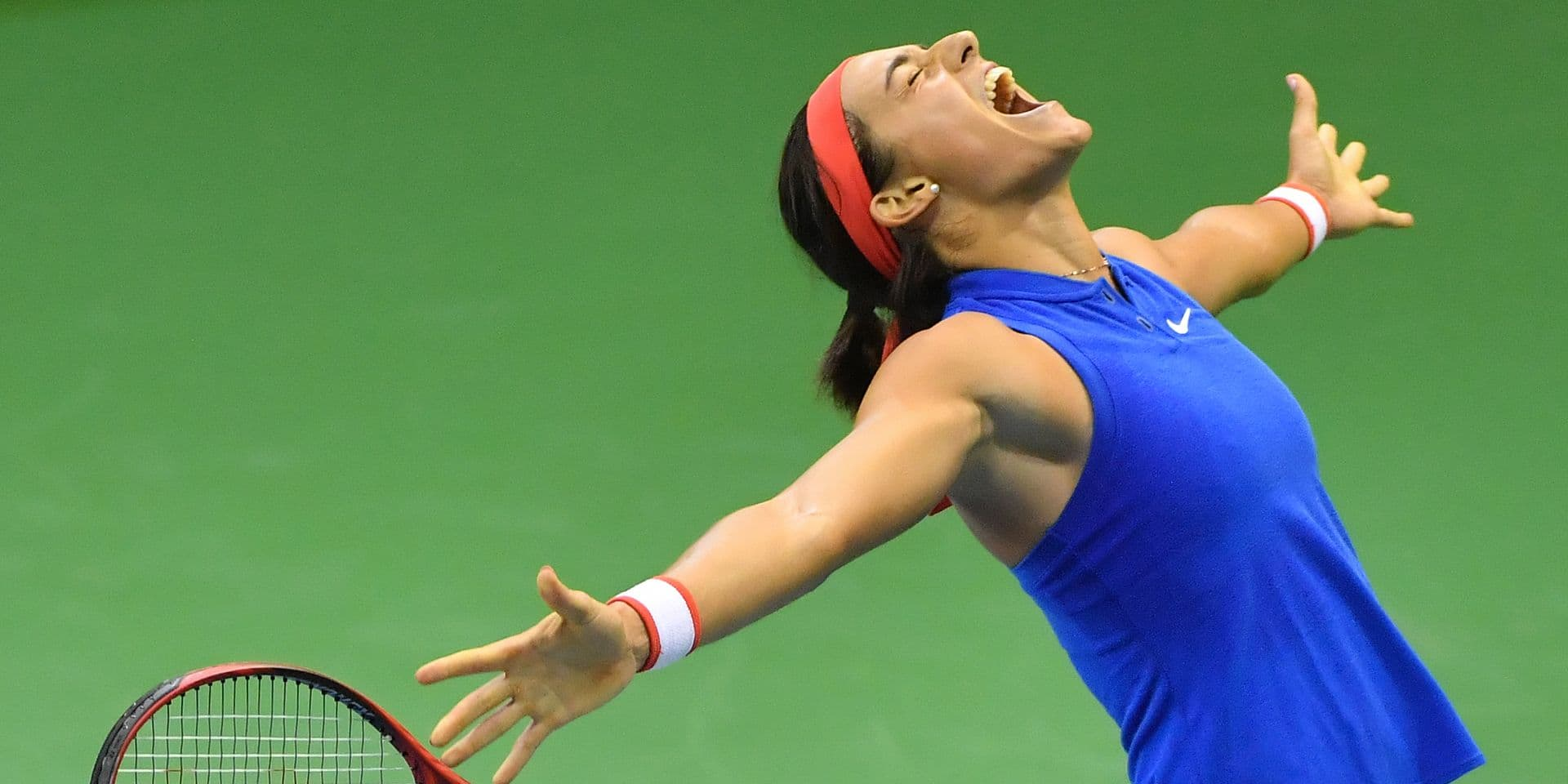 Victoire de la France face à la Belgique en Fed Cup : découvrez toutes les réactions en vidéos