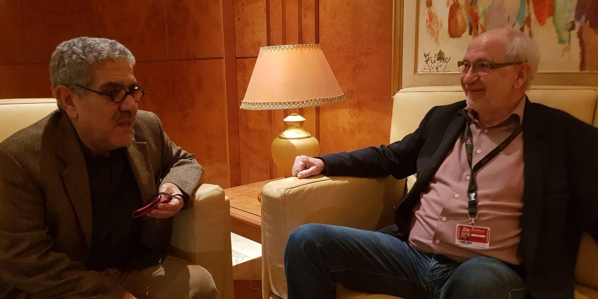 """Le Montois André Ceuterick sollicité par un festival de Tunisie : """"Une belle opération de visibilité pour notre cinéma"""""""