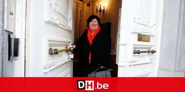 Minister of Health, Social Affairs, Asylum Policy and Migration Maggie De Block arrives for a Minister's council meeting of the Federal Government, in Brussels, Friday 18 January 2019. BELGA PHOTO NICOLAS MAETERLINCK