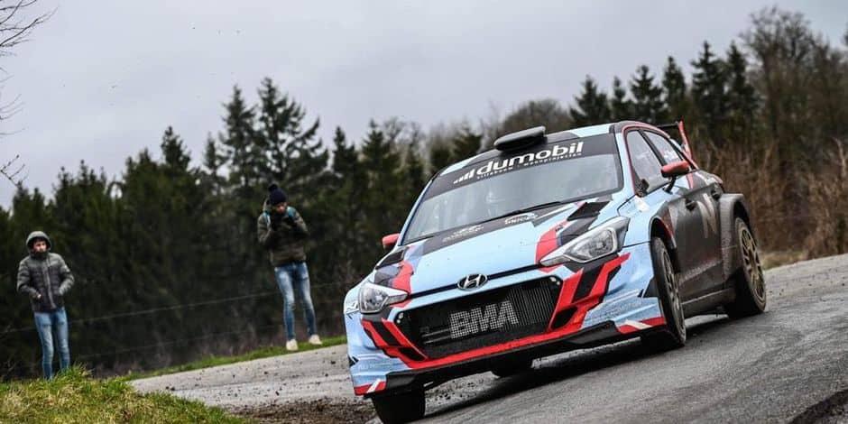 Championnat de Belgique de Rallye: une année très indécise