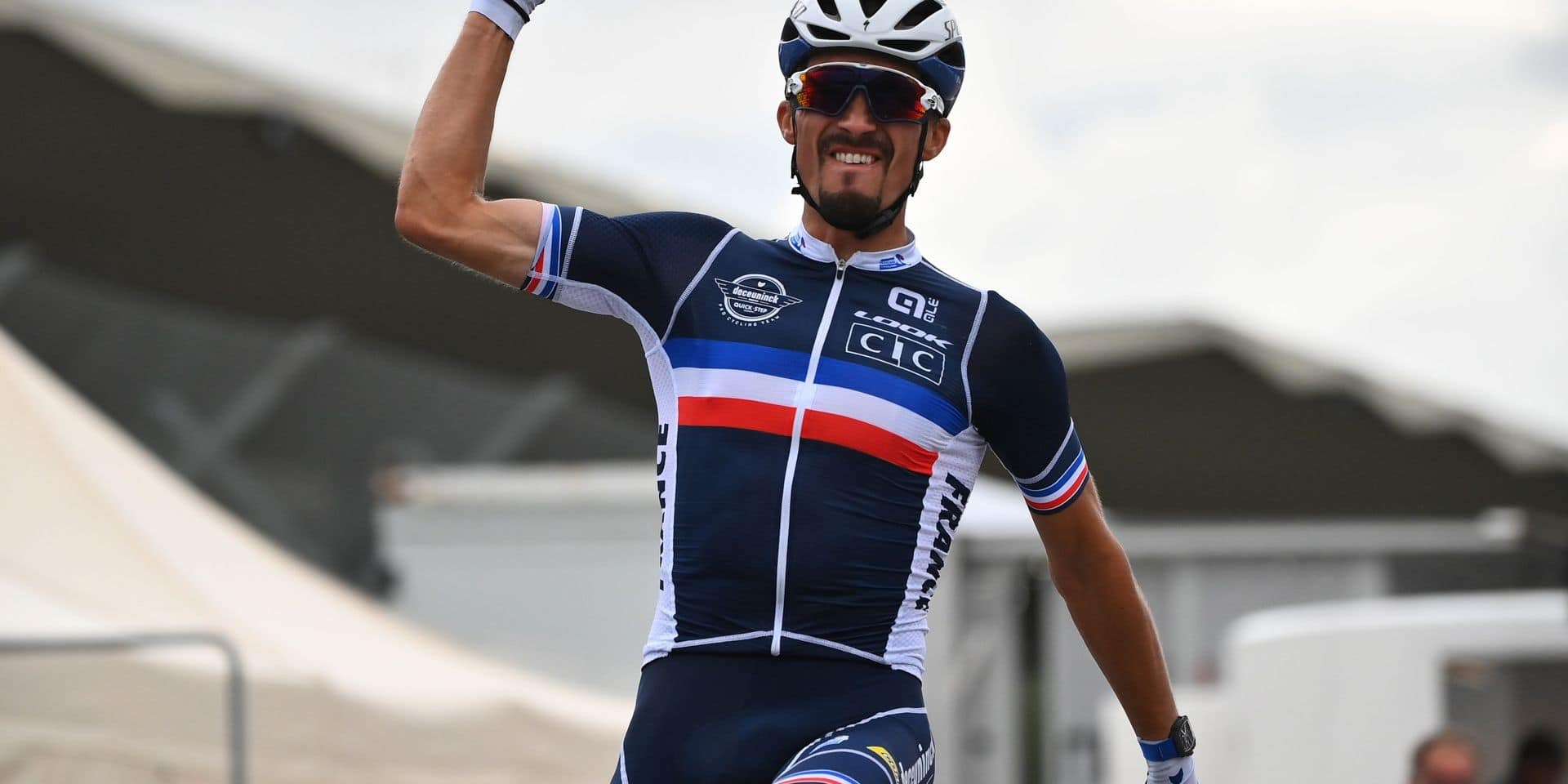 Julian Alaphilippe Champion Du Monde Quand On L Attend Le Moins Dh Les Sports