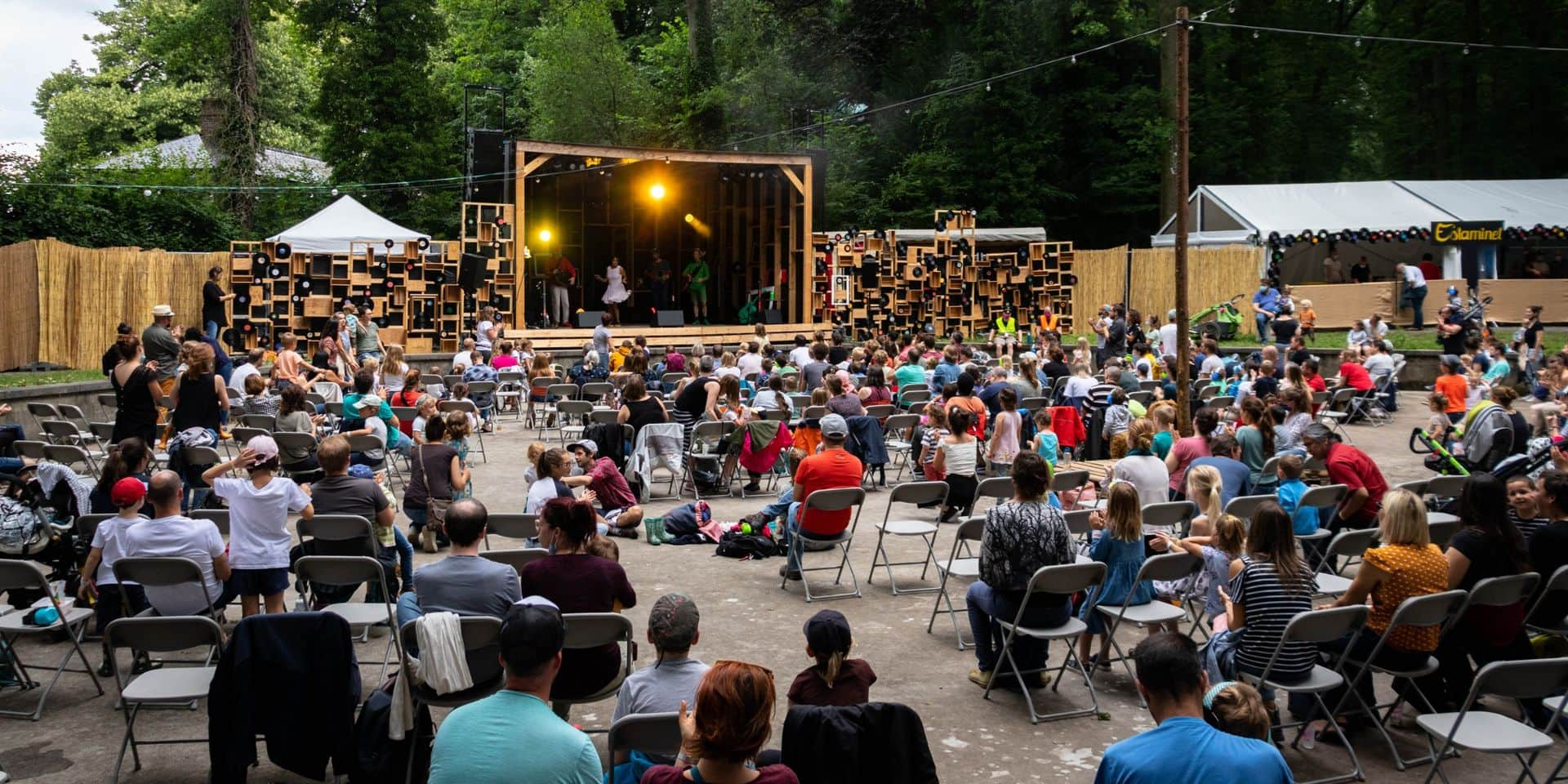 LaSemo: Un festival masqué et distancé mais festif