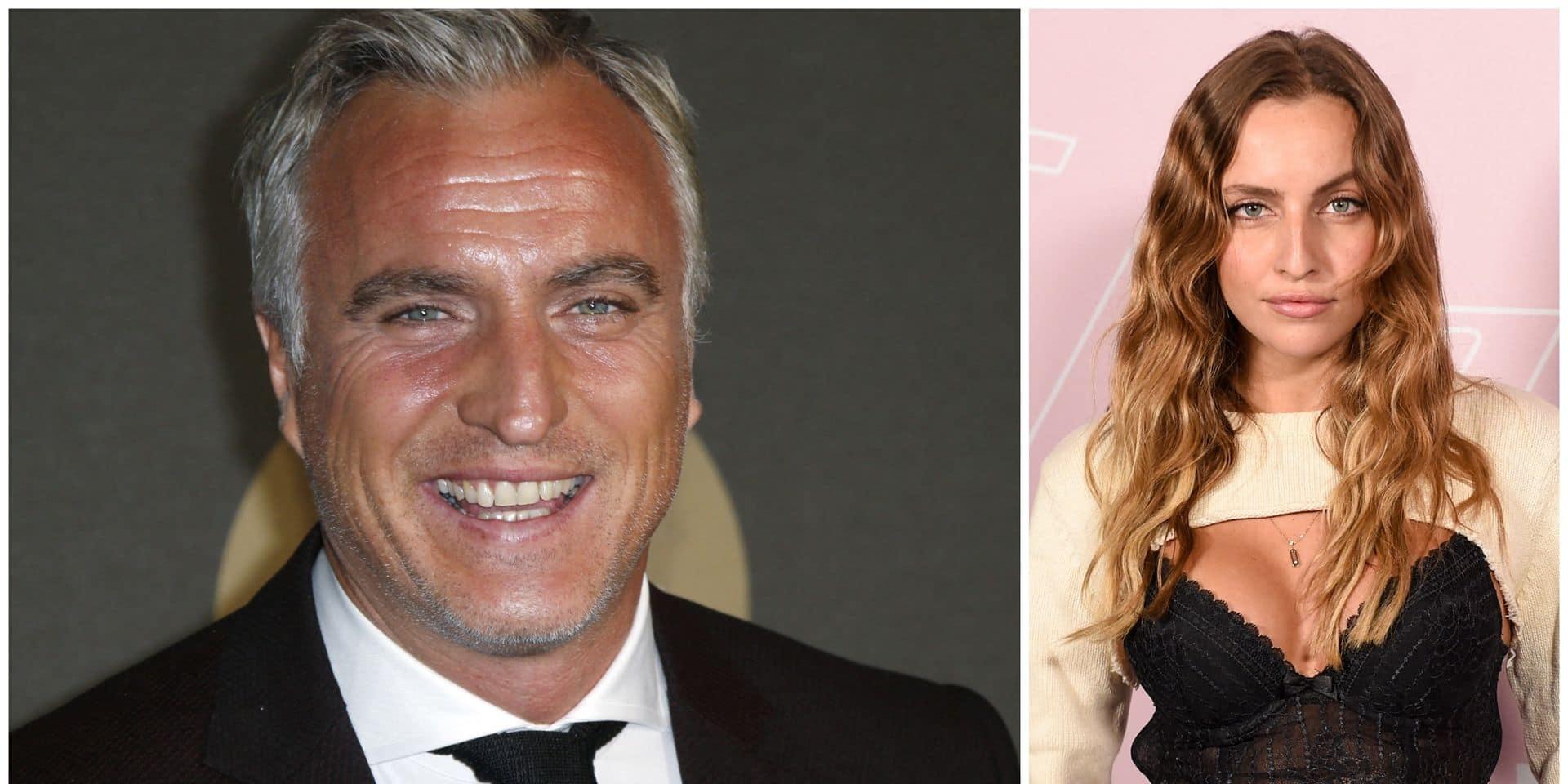 """""""Robe étrange"""": la fille de 27 ans de David Ginola fait une apparition envoûtante"""