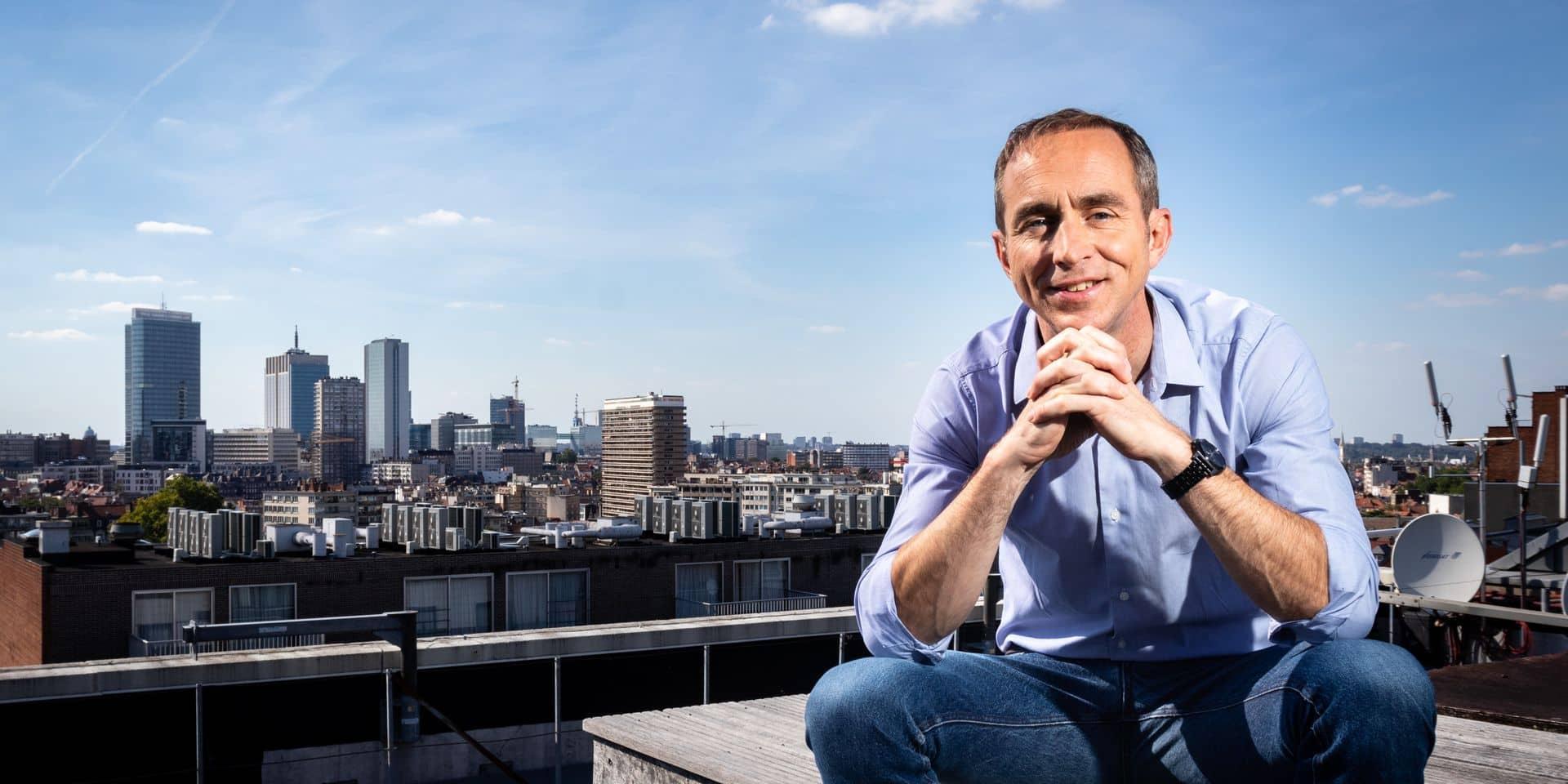 """Valéry Lerouge, correspondant de France Télévisions pour la Belgique: """"J'ai été surpris par la guéguerre linguistique belge"""""""