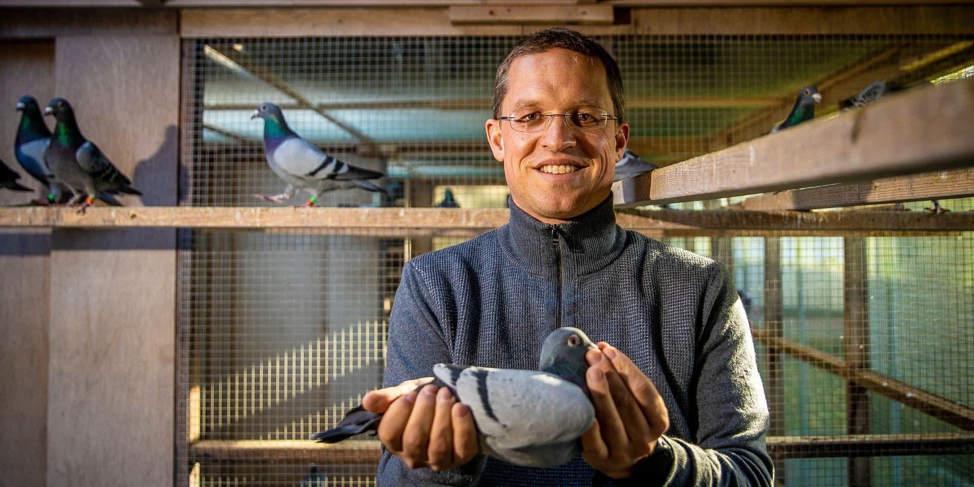 Il n'y avait pas que New Kim: les 445 pigeons ont rapporté 10 000 000 euros!