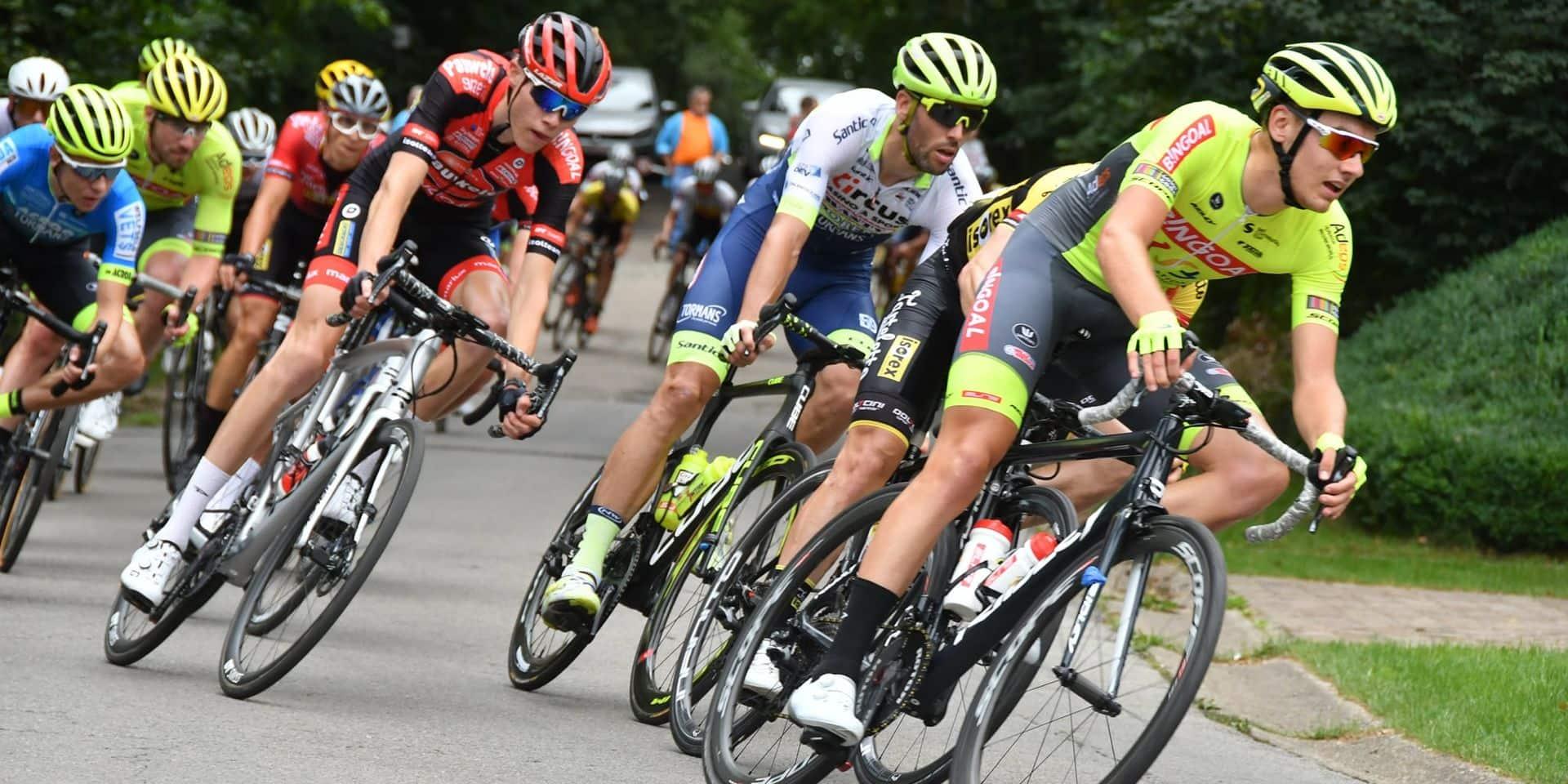 Victime d'une chute, Tom Paquot est forfait pour Paris-Tours U23