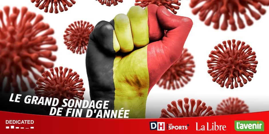Quel est le ressenti des Belges face à la crise : le grand sondage de fin d'année de La DH