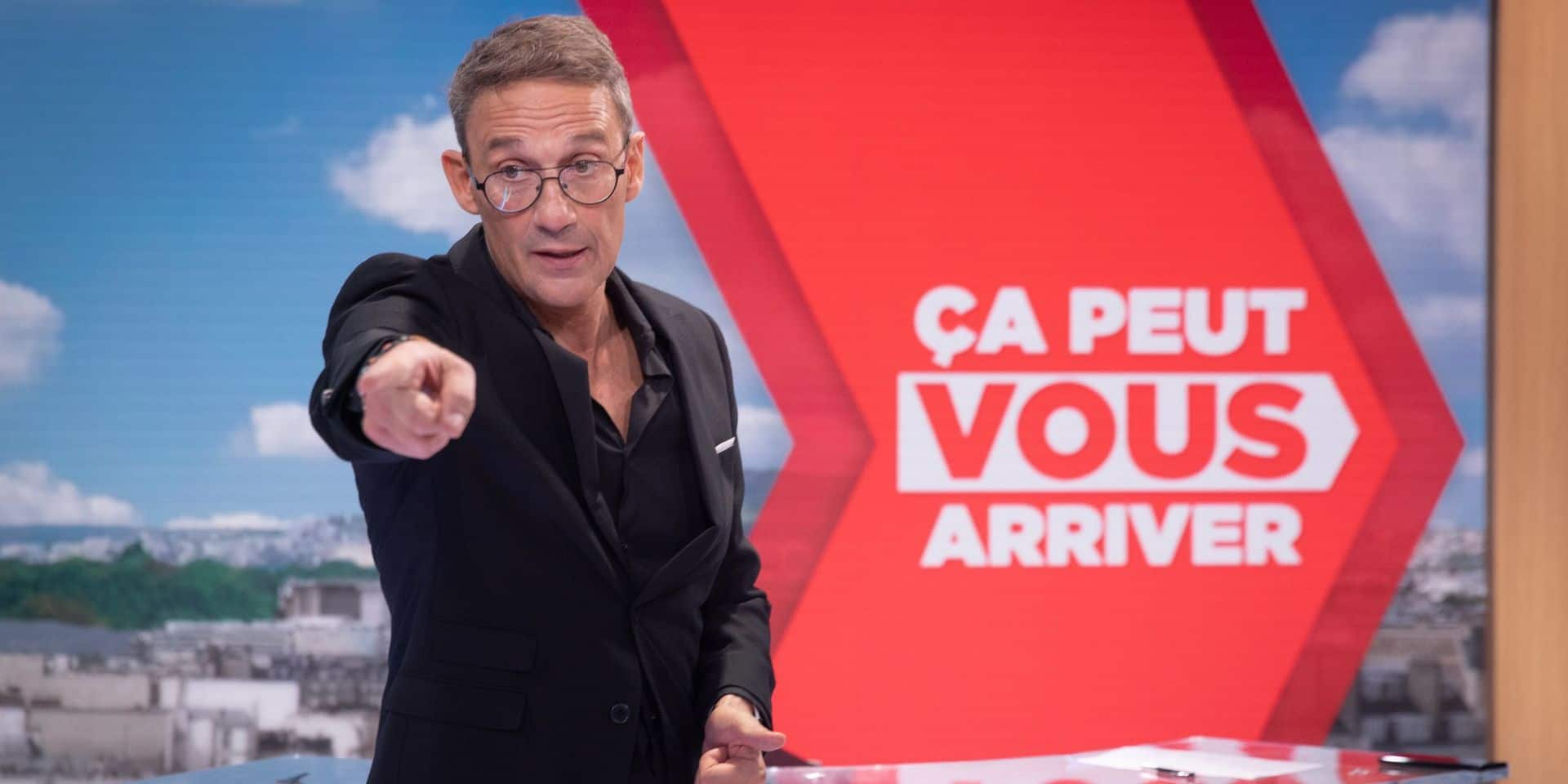 Julien Courbet insulté, son journaliste agressé en direct, l'émission a failli partir en vrille (VIDEO)