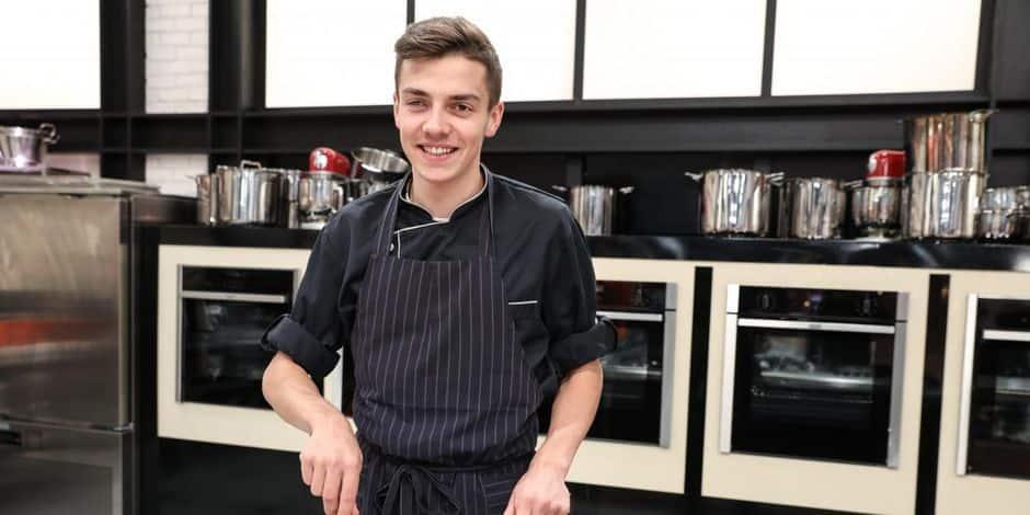 """Le projet """"un peu fou"""" de Mallory, le Belge de Top Chef, qui se remet aux fourneaux dans notre pays"""