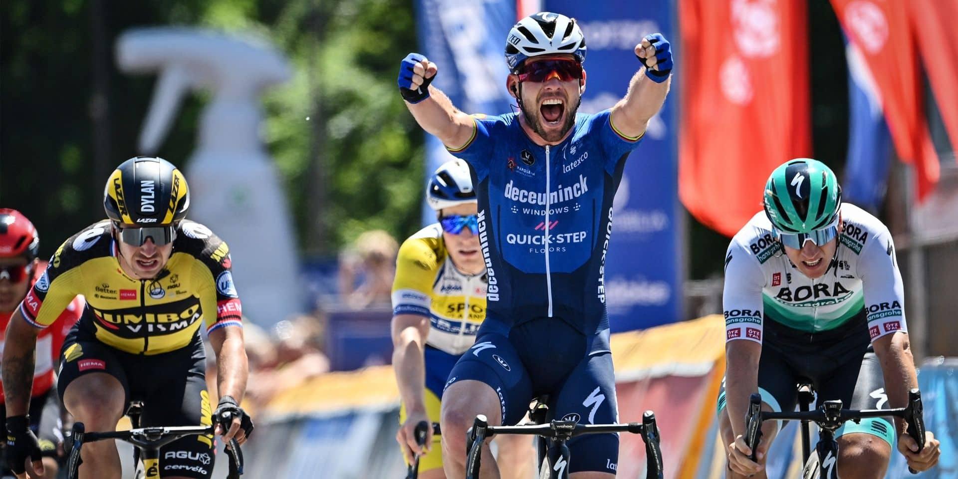 Enorme surprise: Deceuninck-Quick Step alignera Cavendish et pas Bennett au Tour de France !