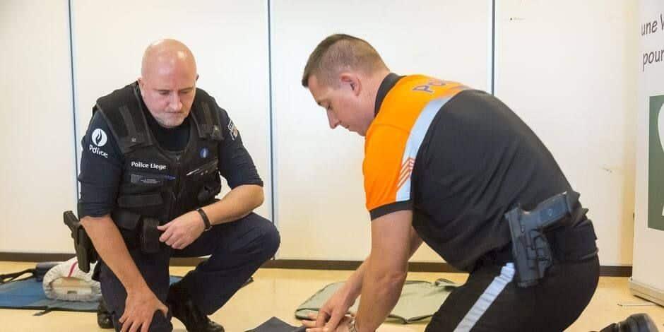 La moitié des zones de police ne disposent pas de véhicules équipés de défibrillateurs