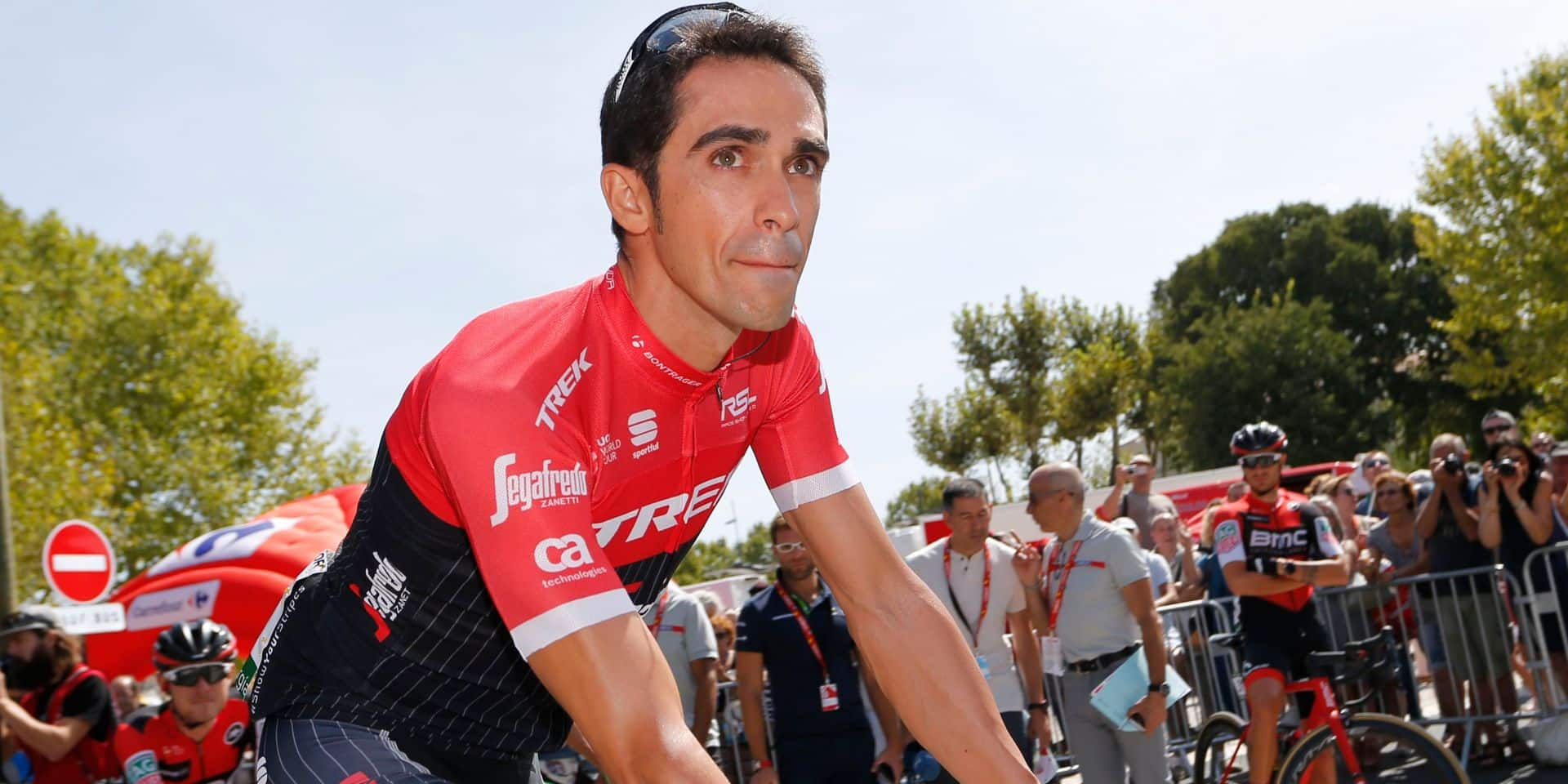 Alberto Contador se lance sur Ironman !