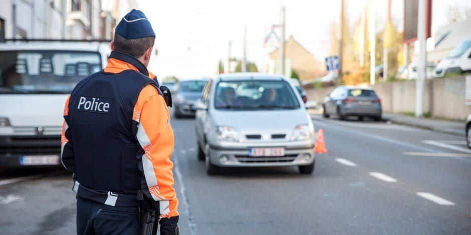 Verviers: des interceptions lors de contrôles roulage