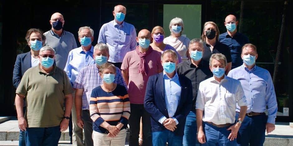 Phare devient le premier réseau hospitalier wallon agréé