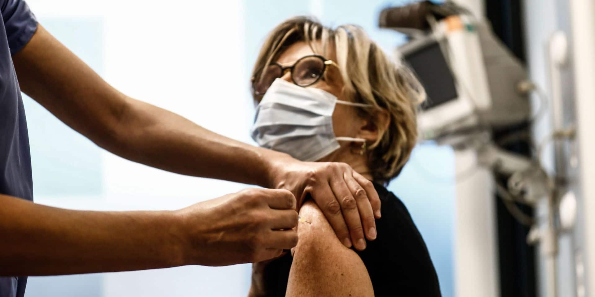 Les Belges recevront bien chacun deux doses du vaccin Pfizer