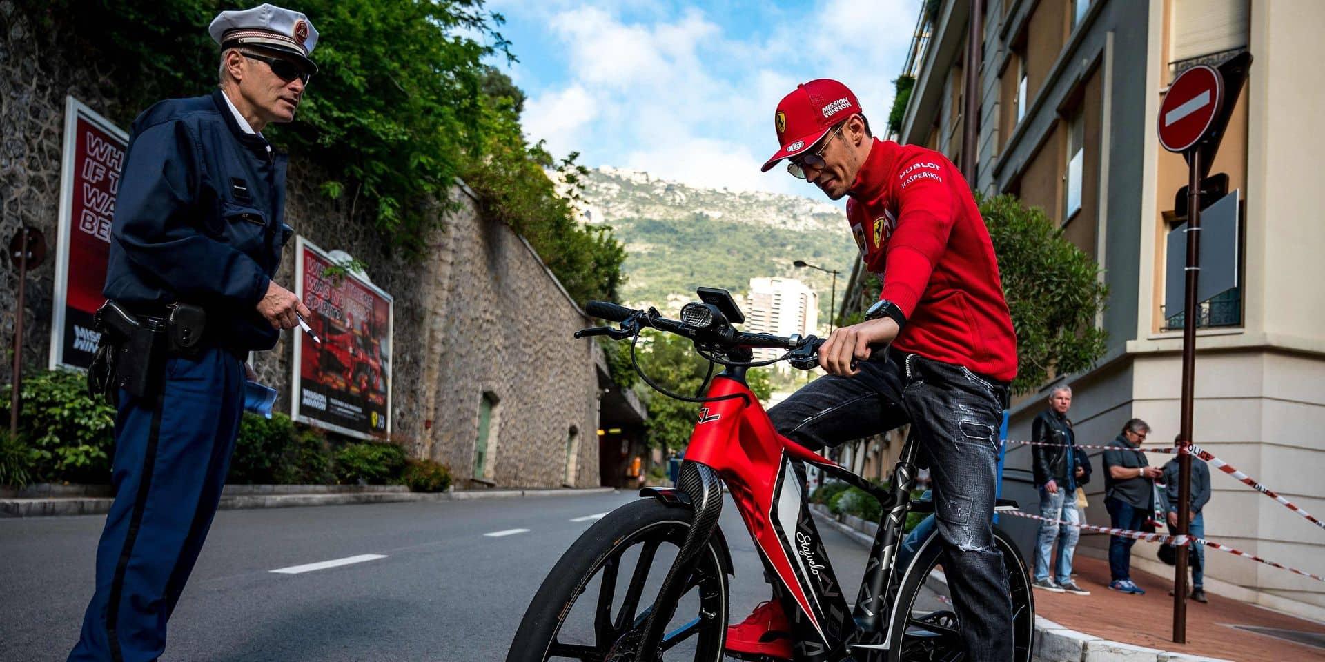 """A Monaco, le petit prince Charles Leclerc court à domicile: """"Gagner chez moi serait incroyable"""""""