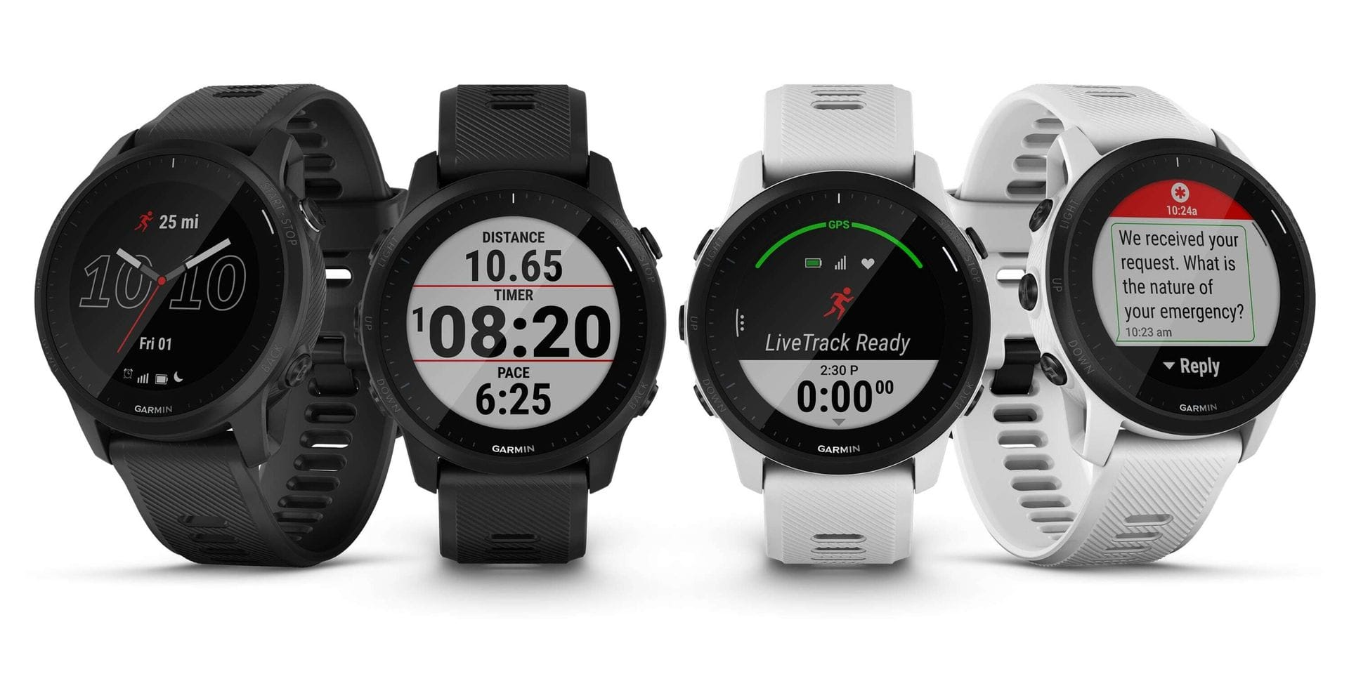 Garmin implante la 4G sur l'une de ses montres sportives GPS connectées